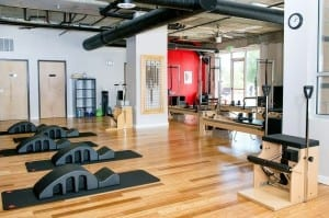 Firehaus Pilates Studio in Denver