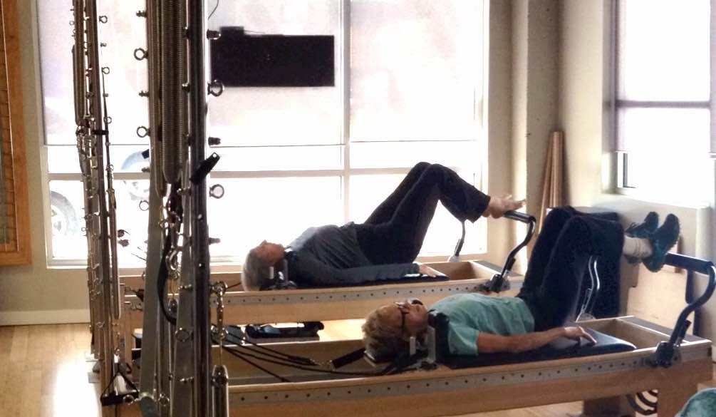 Pilates for Seniors Denver Colorado