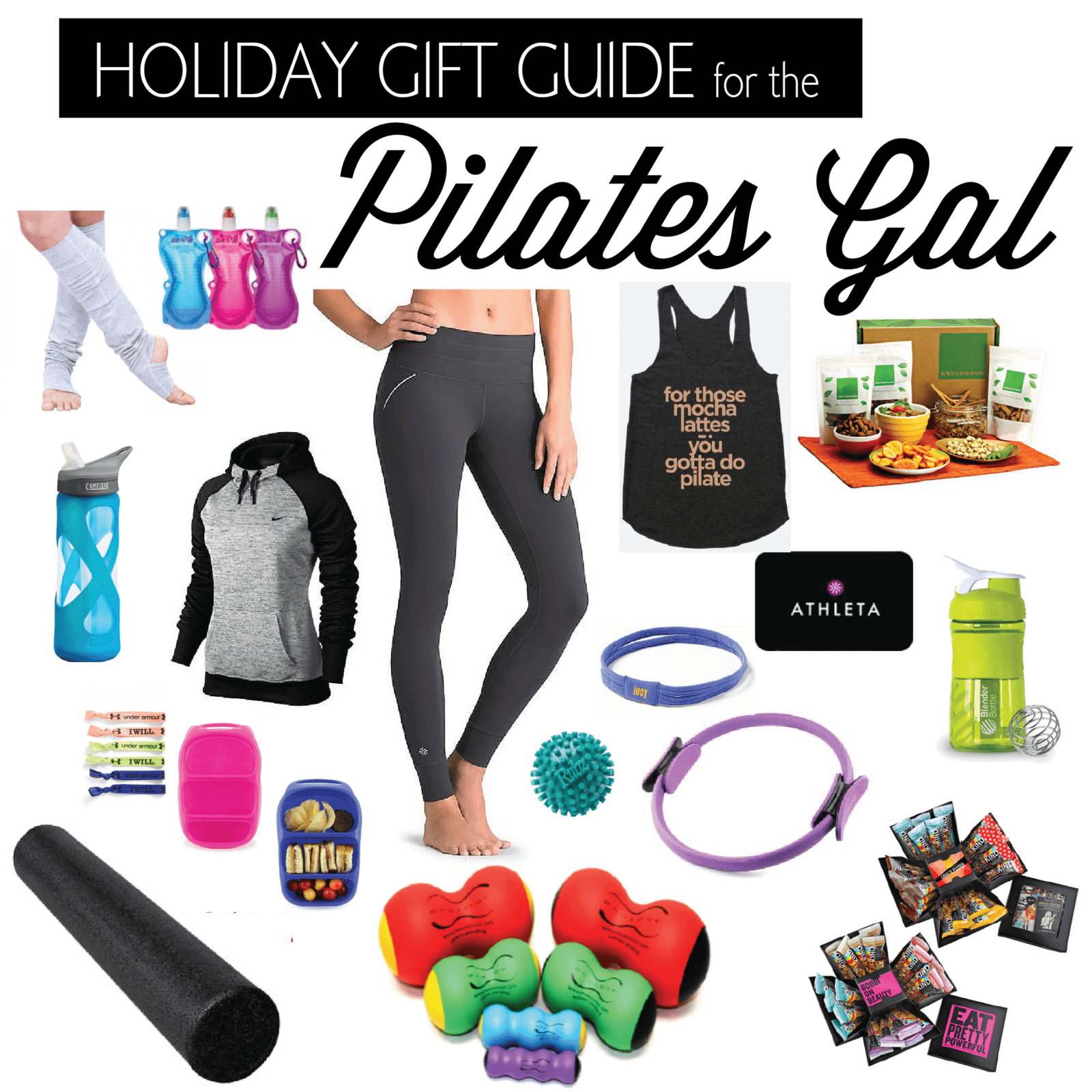 Holiday Gift Guide: The Pilates Gal