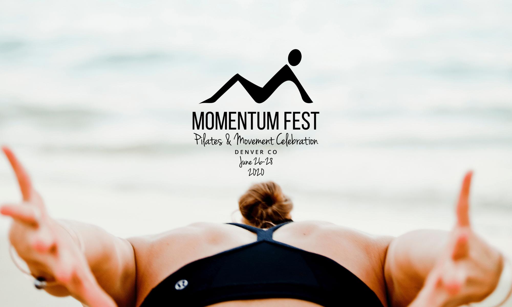 momentum fest logo